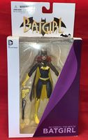 DC Comics the New 52: Batgirl - Complete & Boxed Action Figure